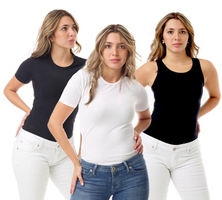 Underworks Women Slimming Fashion Tops