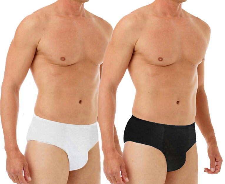 Underworks Hernia Support Garments for women and men