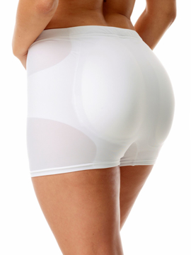 Picture of Womens Padded Rear Lift Brief