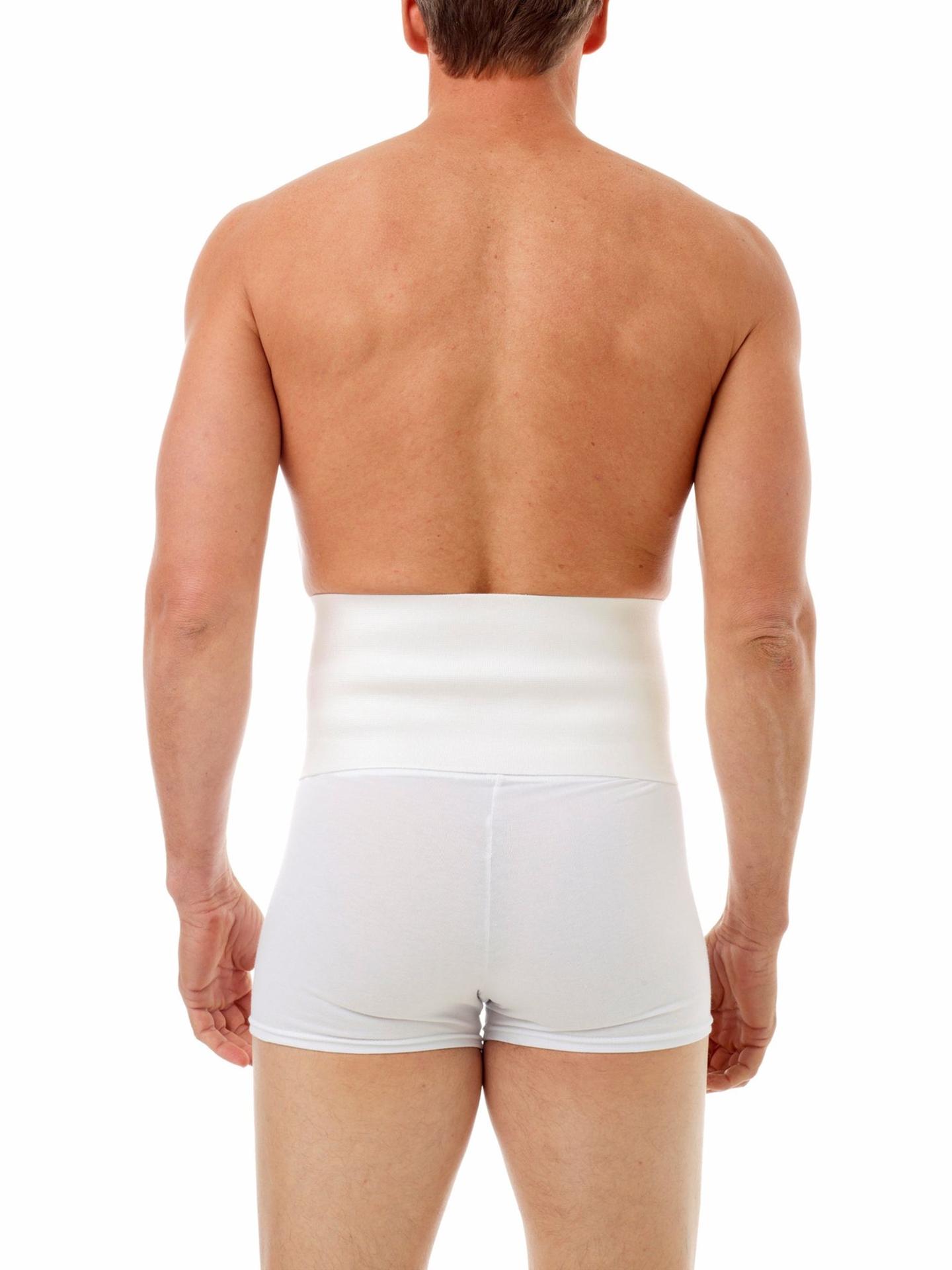 men abdominal Velcro Belt