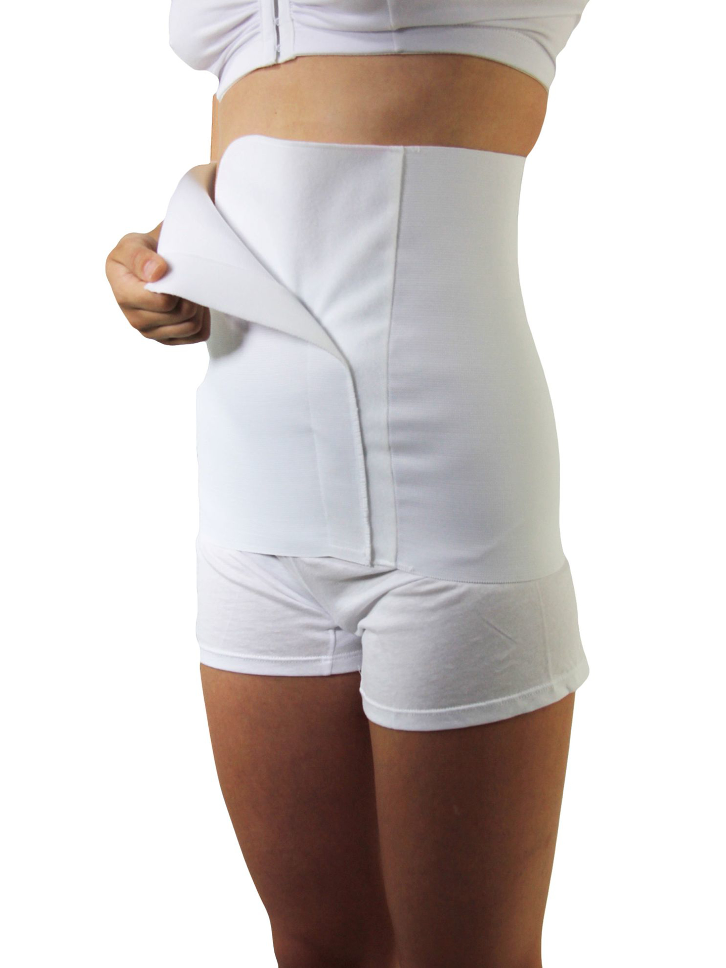 Picture of Post Delivery Abdominal Binder 12-inch with Velcro Closure