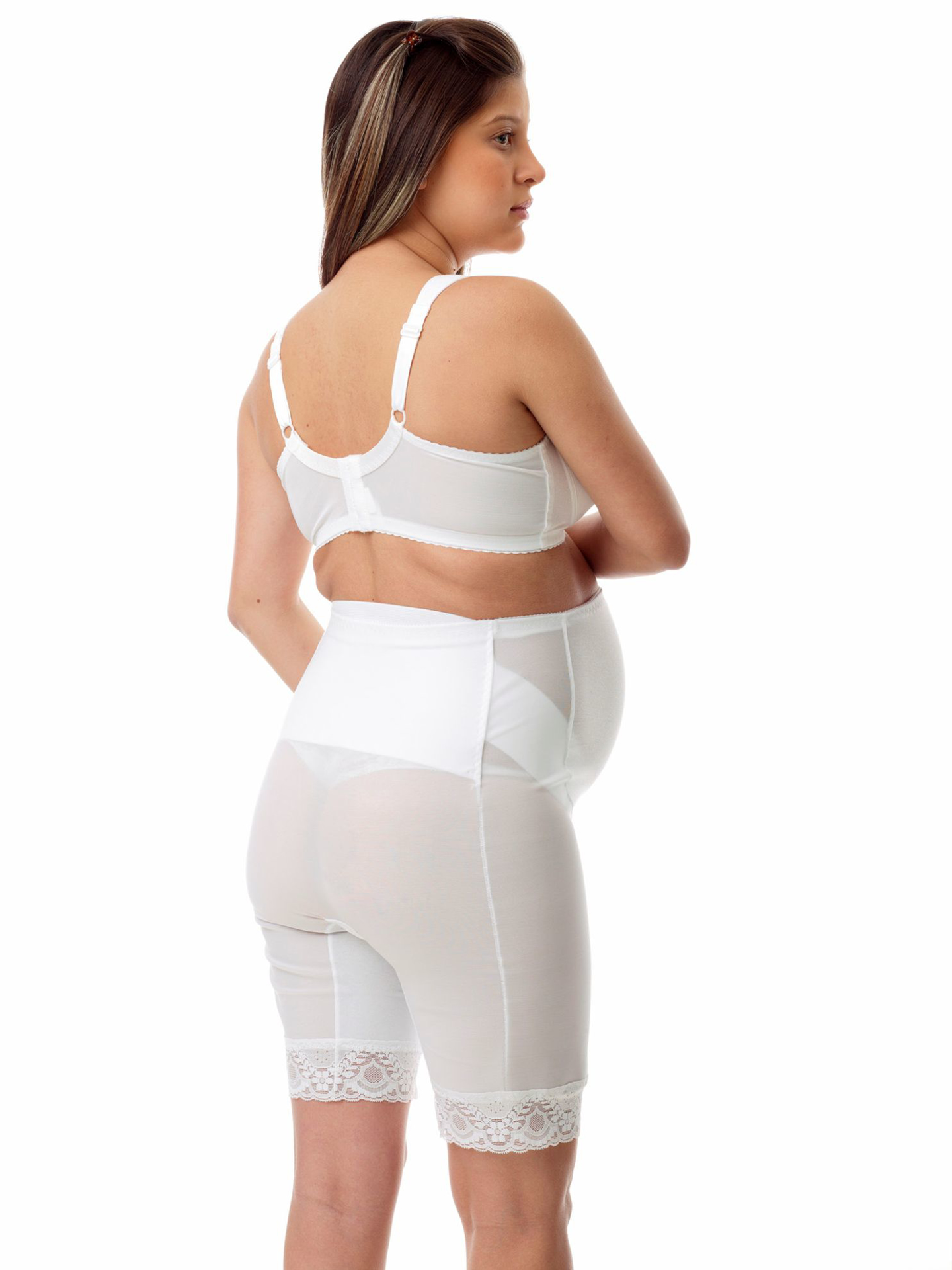 Picture of Maternity Back and Tummy Support Girdle with Varicosity Belt