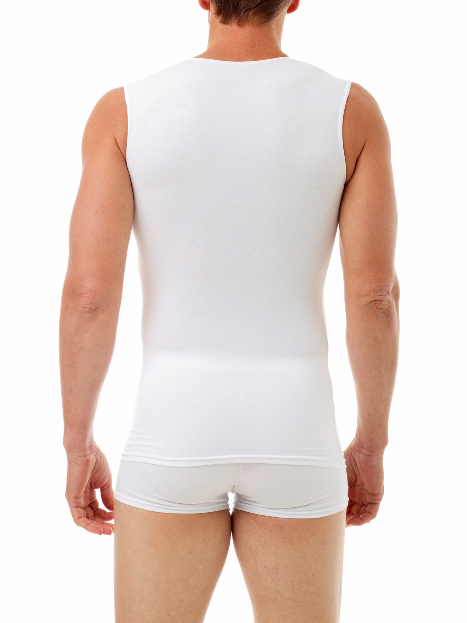 Picture of Cotton Spandex Muscle Shirt