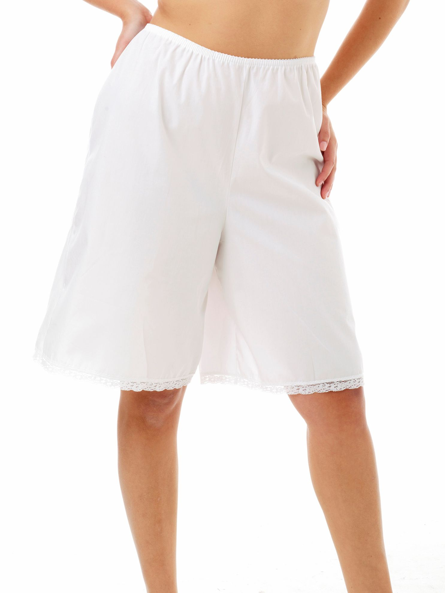 Picture of Woven Cotton Pettipants 9-inch Inseam