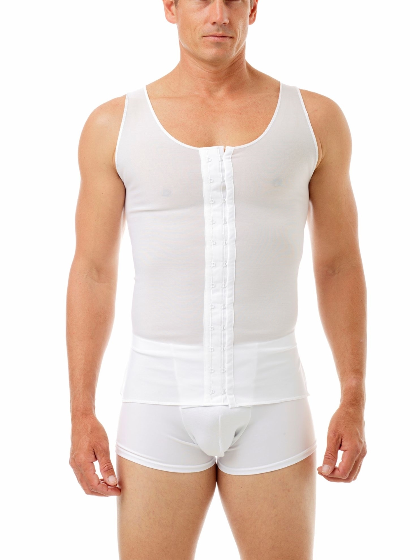 Compression Post Surgical Vests To Heal Fast