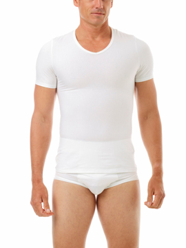 Picture of MagiCotton V-Neck Compression Shirt for Men