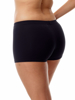 Picture of Womens Microfiber Compression Boy Shorts