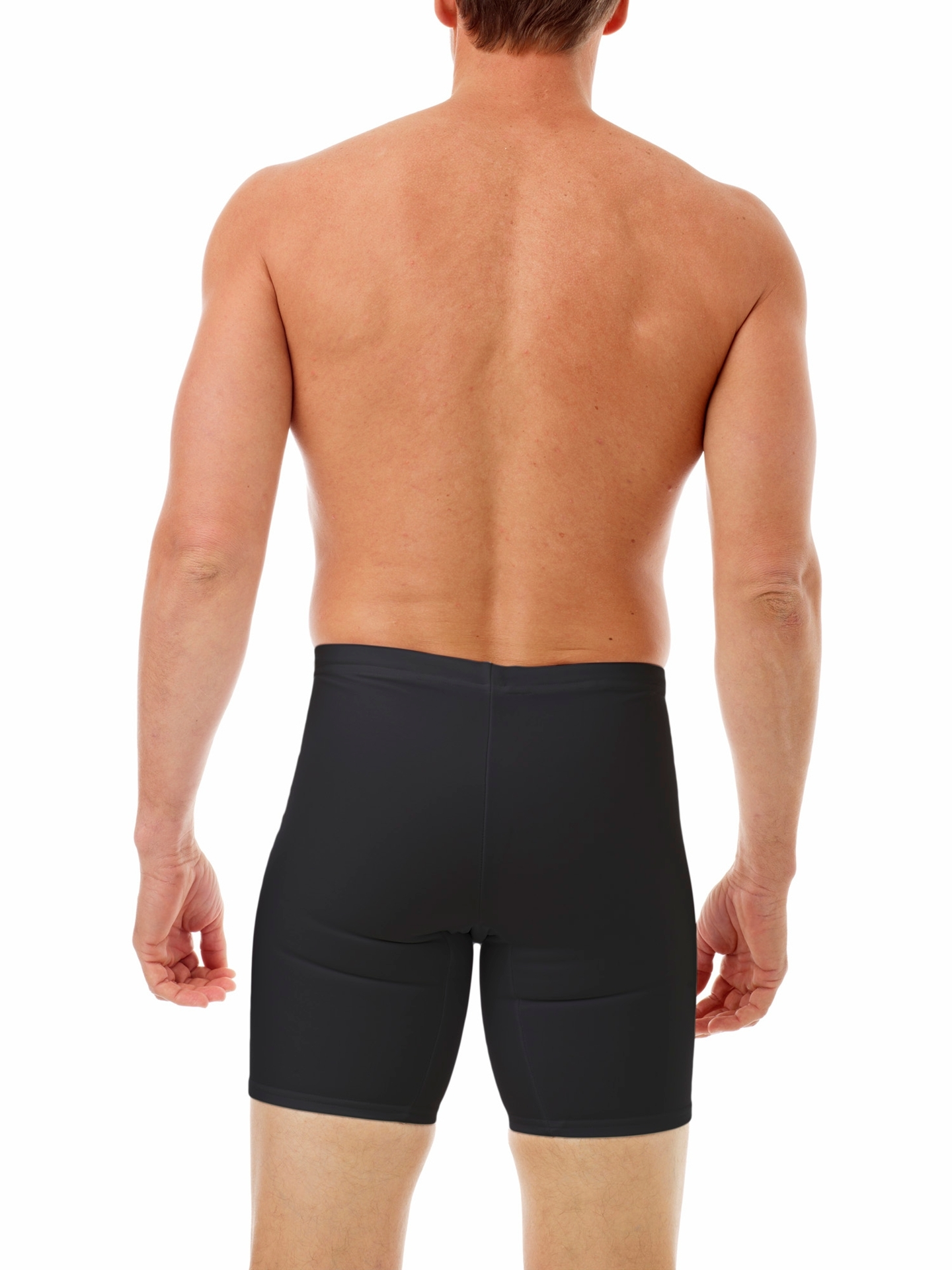 Picture of Mens Hip Buster and Thigh Compression Shaper Brief