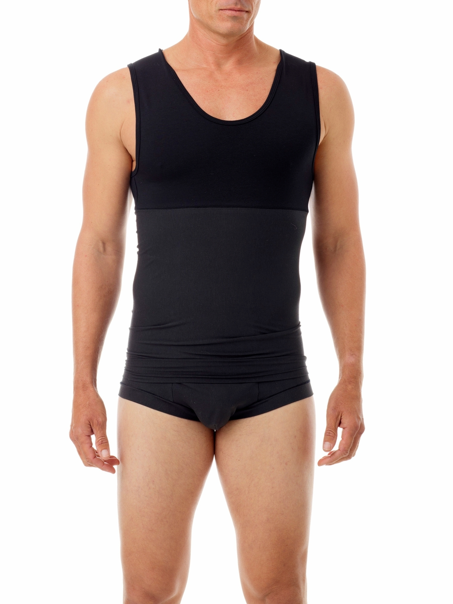 Picture of Manshape Cotton Spandex Support Tank