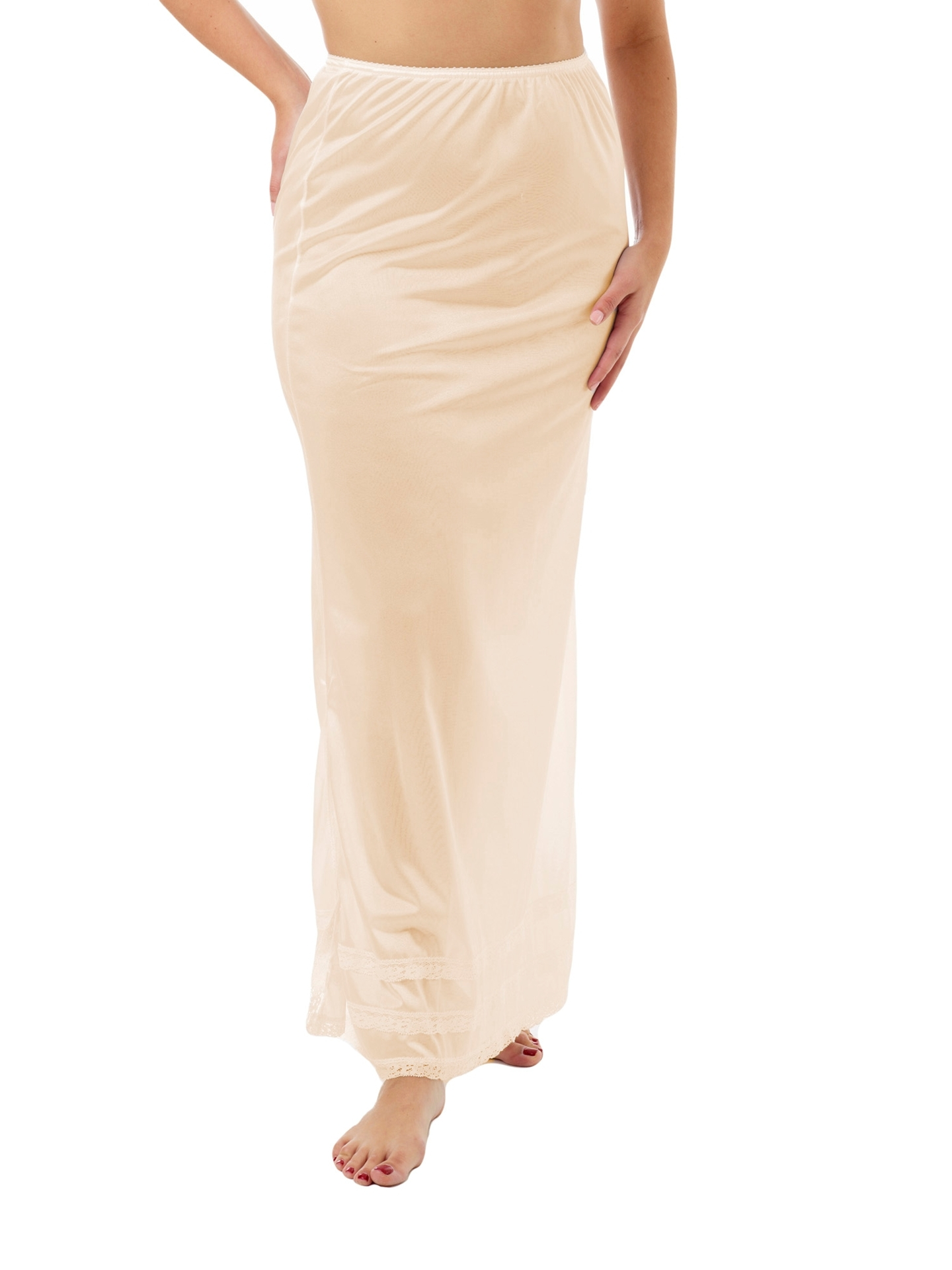 Picture of Nylon Maxi Length Half Slip