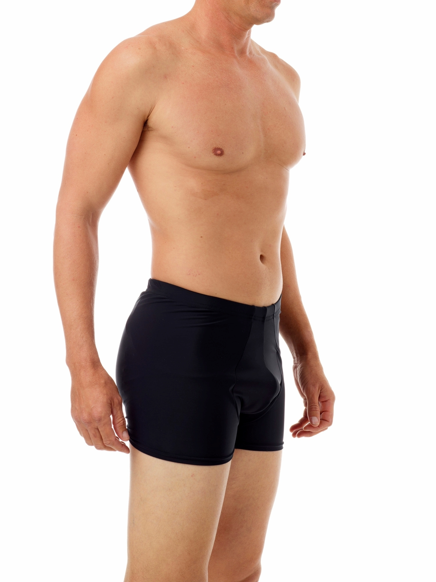 Picture of Mens Light Compression Padded Boxers