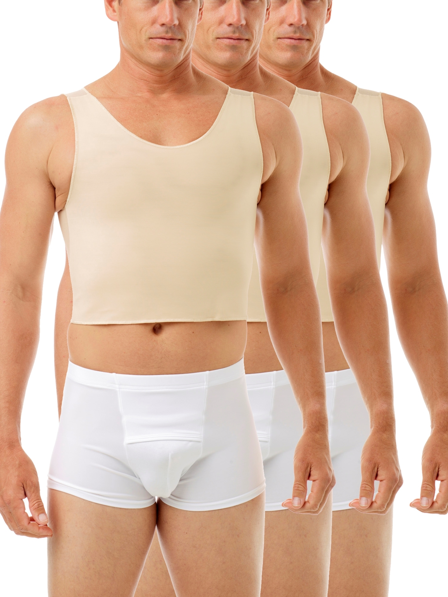 Picture of Tri-top Chest Binder 3-Pack