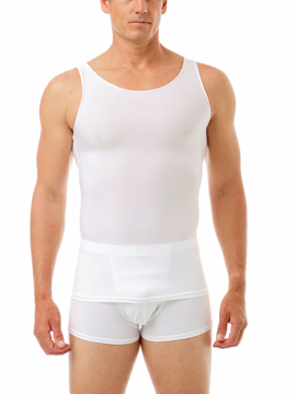 Picture of Microfiber Compression Tank - Slightly Irregular Garment