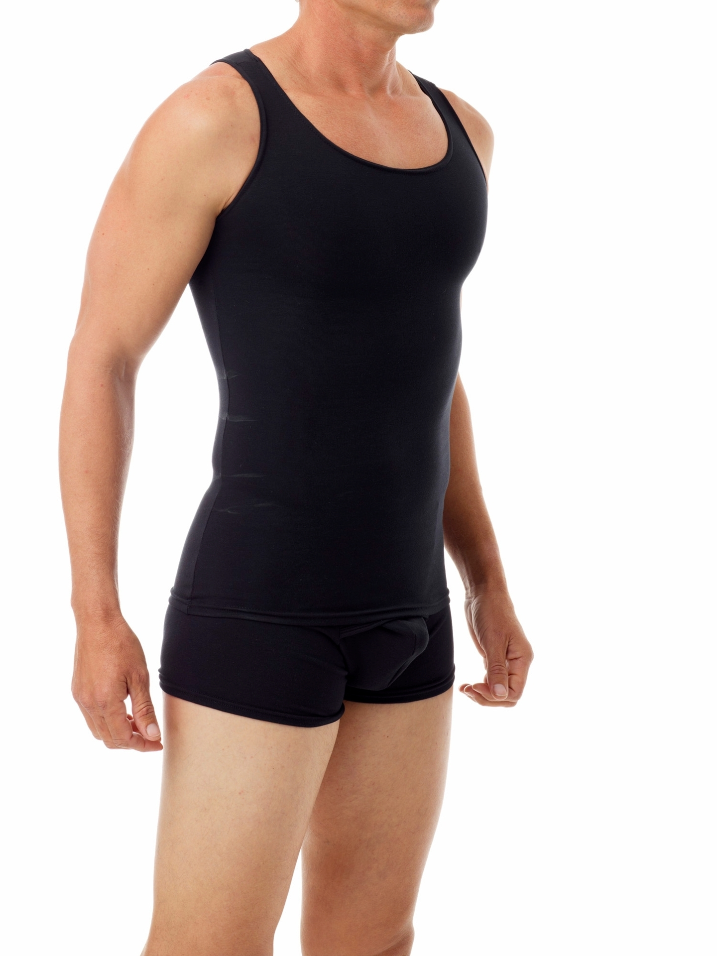 Picture of Cotton Spandex Tank - Slightly Irregular Garment