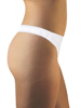 Underworks Cotton Disposable Thongs for travel, hospital staying and workout