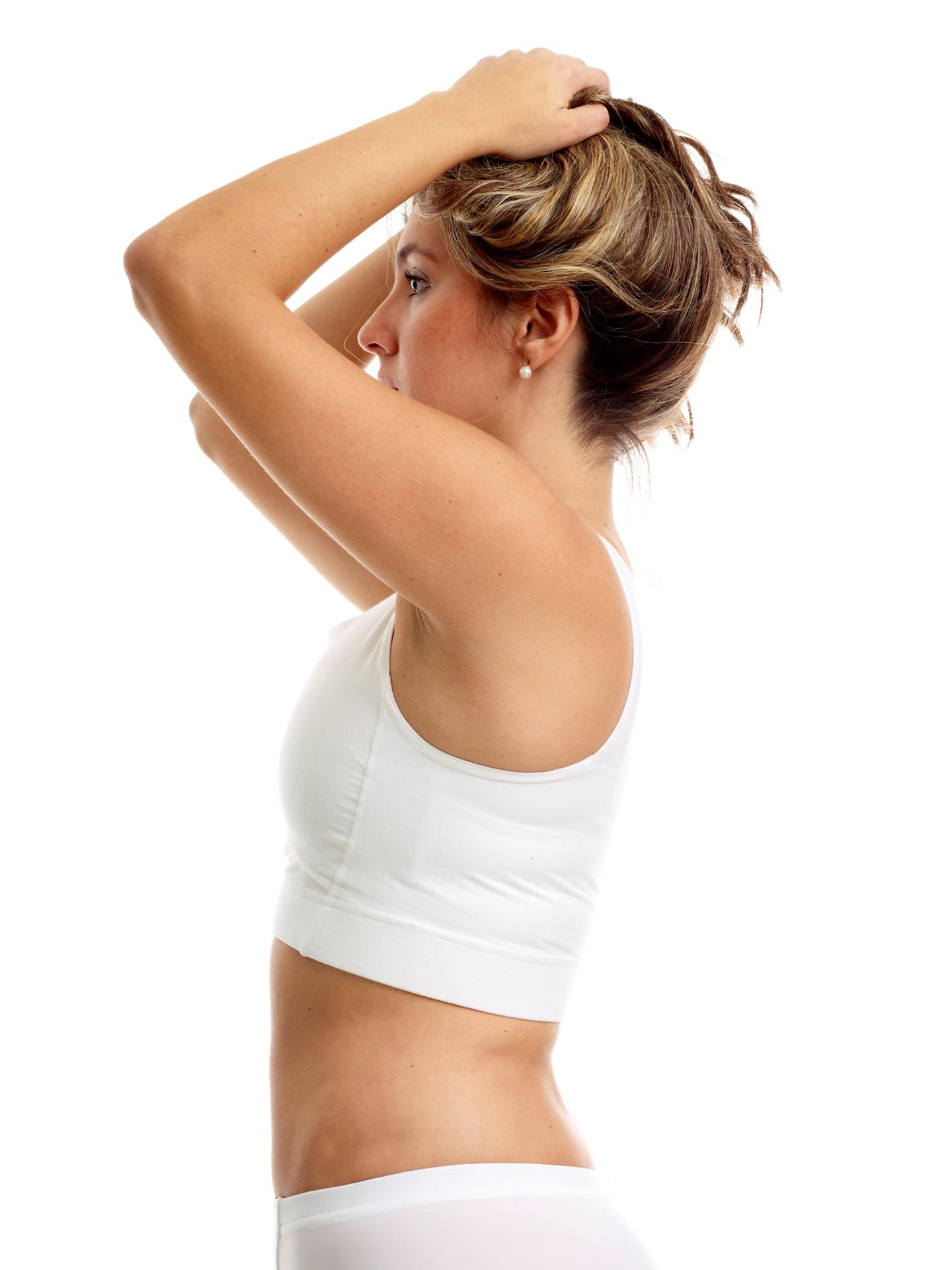Underworks reliable binder sport bra