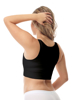 Underworks Sport and Binding Minimizer Bra provides powerful compression and support